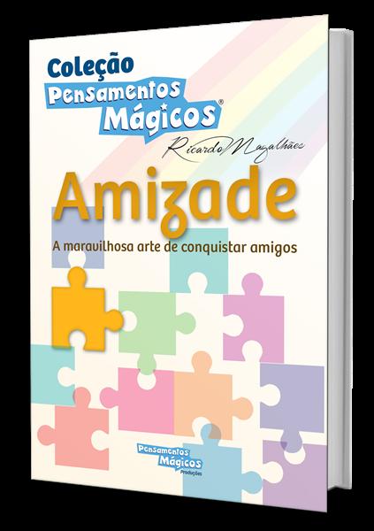 Imagem de Livro Amizade - Coleção Pensamentos Mágicos