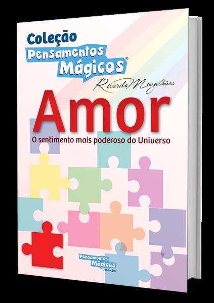 Imagem de Livro Amor - Coleção Pensamentos Mágicos