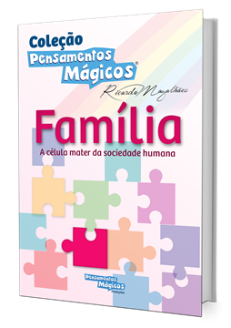 Imagem de Livro Família - Coleção Pensamentos Mágicos