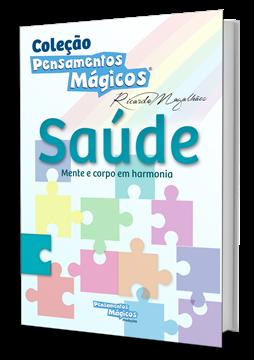 Imagem de Livro Saúde - Coleção Pensamentos Mágicos