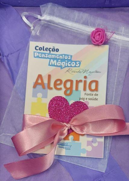 Imagem de Livro Alegria - Coleção Pensamentos Mágicos